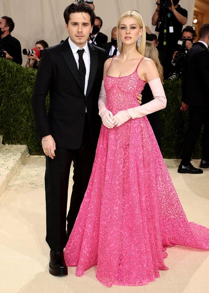 Nicola Peltz in Valentino Haute Couture