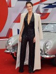 Phoebe Waller-Bridge Wore Azzaro Haute Couture To The 'No Time To Die' World Premiere
