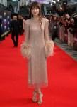 Dakota Johnson Wore Gucci To 'The Lost Daughter' London Film Festival Premiere
