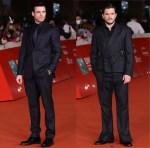 'Eternals' Rome Film Festival Menswear Roundup