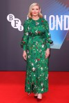 Kirsten Dunst Wore Erdem To 'The Power Of The Dog' London Film Festival Premiere