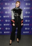 Léa Seydoux Wore Louis Vuitton To 'The French Dispatch' New York Film Festival Screening