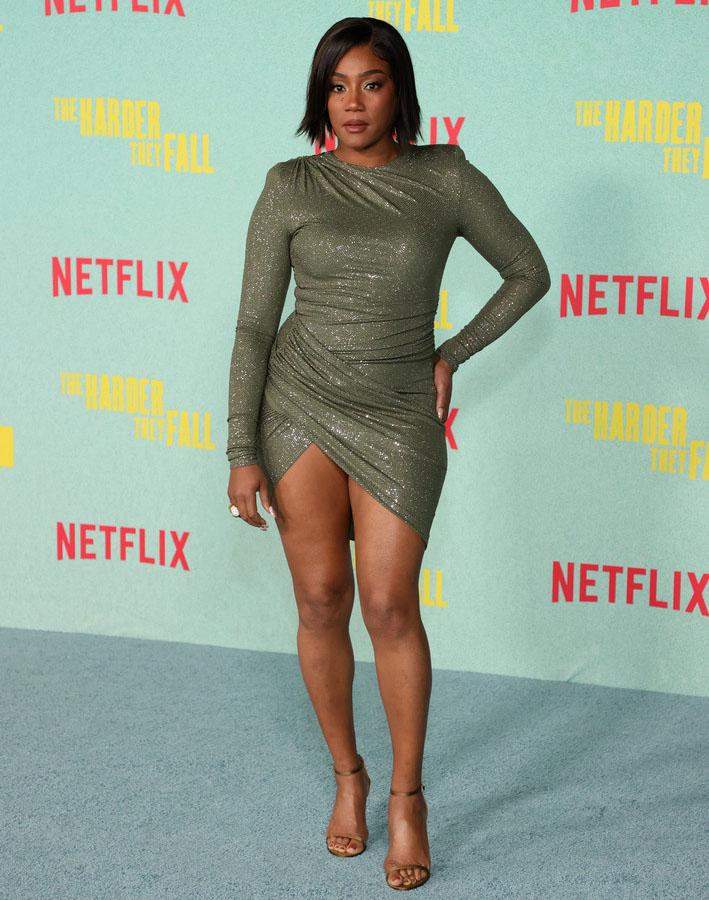 Tiffany Haddish 'The Harder They Fall' LA Premiere