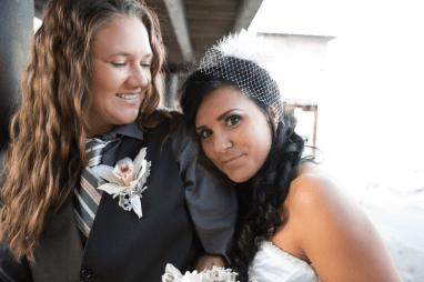 Railene and Andra Wedding 1