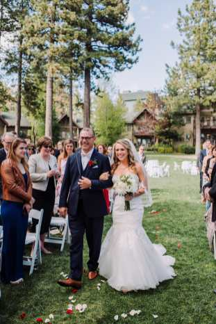 Tahoe Navy Wedding 5