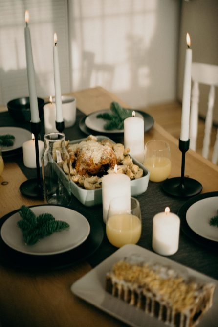holiday table decorating ideas