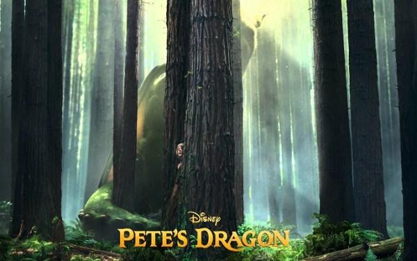 Full Disney Pete's Dragon Trailer : Red Carpet News TV