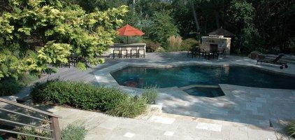 water feature landscape design