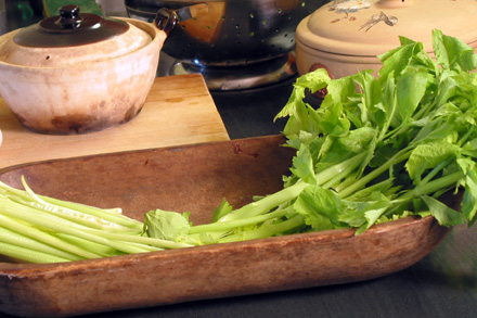 Chinese Celery