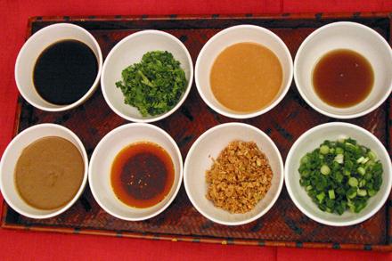 Hot Pot Sauces