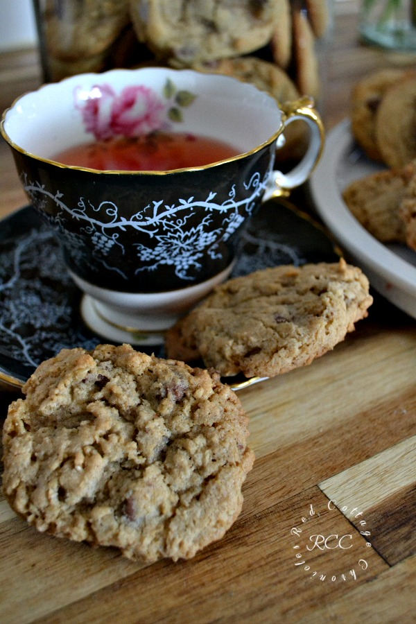 Oatmeal Chocolate Chip Cookie