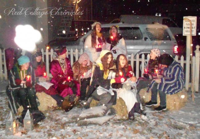 Christmas in Niagara On The Lake