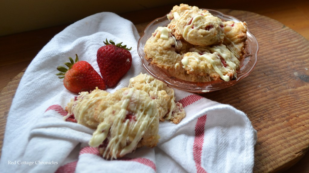 strawberry cookie 3