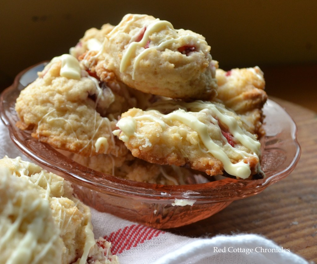 strawberry cookie 5