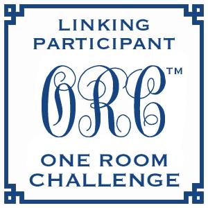 One Room Challenge