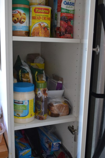 Once a Month Grocery Shopping – Update