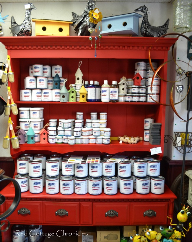 American Paint Company Chalk Paint