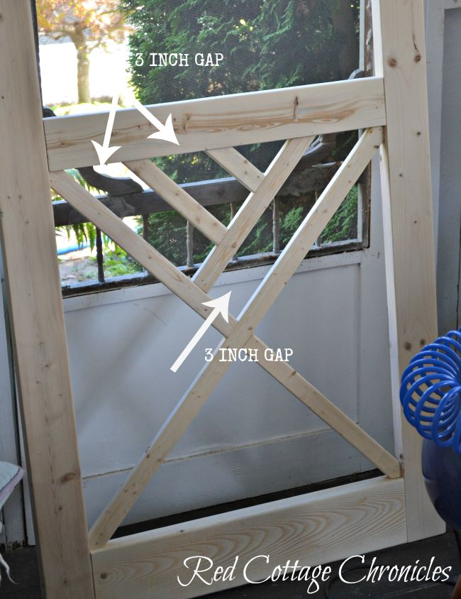 Screen Door DIY
