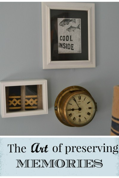 The 'Art' of Preserving Memories