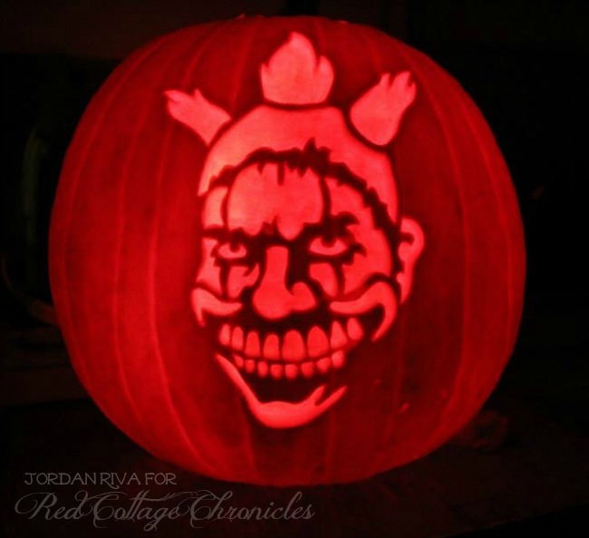 American Horror Story Jack-O-Lantern