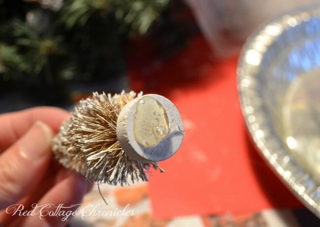 DIY Wreath for the winter season
