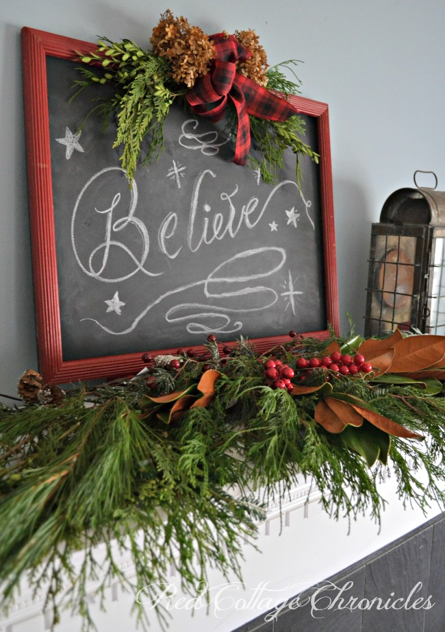 Christmas Traditions Believing in Magic