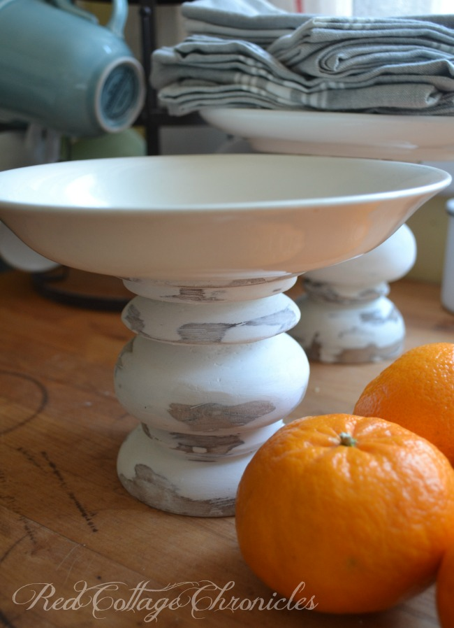 Thrift Store Decor Upcycle Candlestick Project