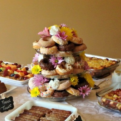 Easy Wedding Shower Ideas