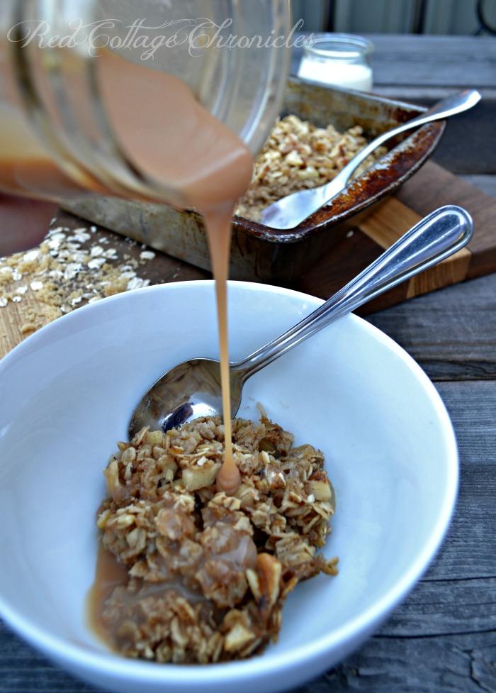 gluten free baked oatmeal
