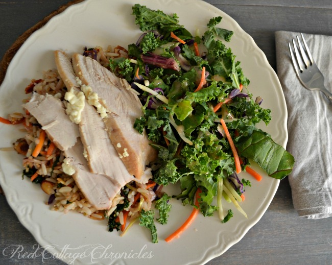 easy healthy dinners with a gourmet flare