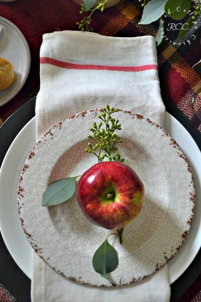 Thanksgiving Tablescape Bloghop