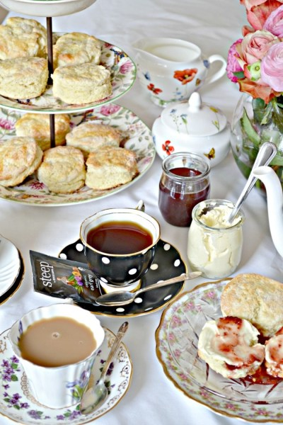 The Best English Scone Recipe