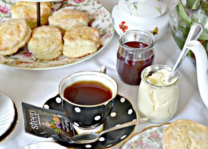 The Best English Scone Recipe
