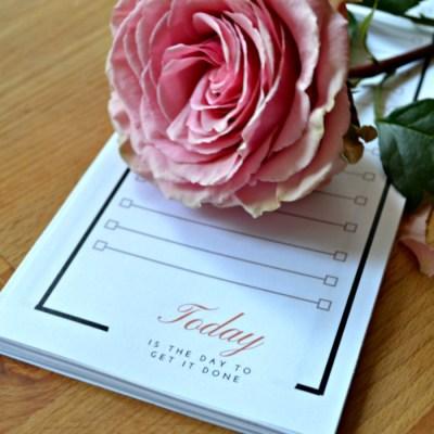 Easy Tear Off DIY Notepad