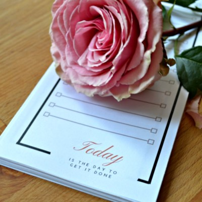 Easy Tear Off DIY Notepad