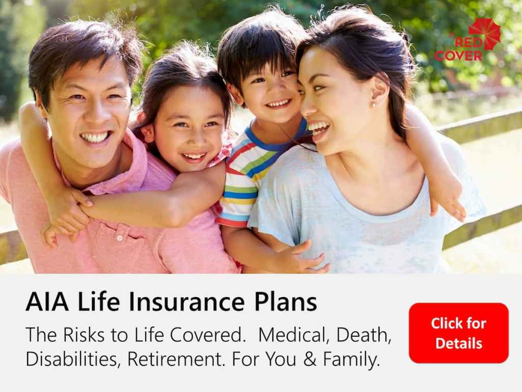 AIA Life Insurance Plans