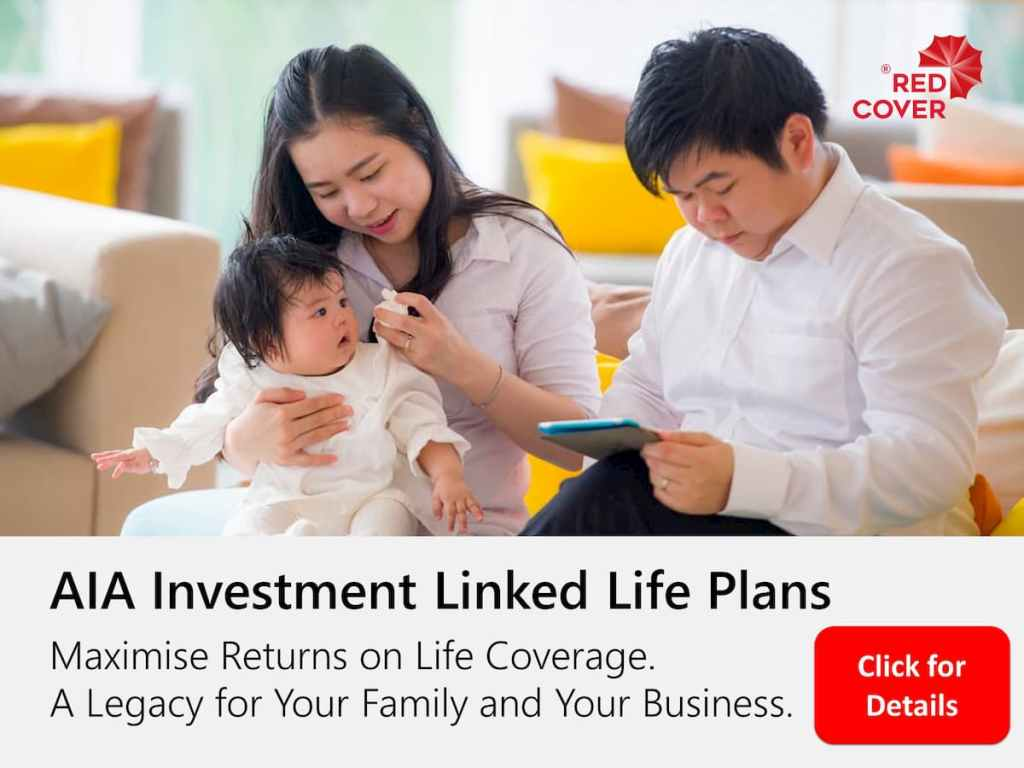 AIA Investment Linked Life Plans