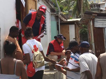 Six months after Hurricane Maria, Dominica continues to ...