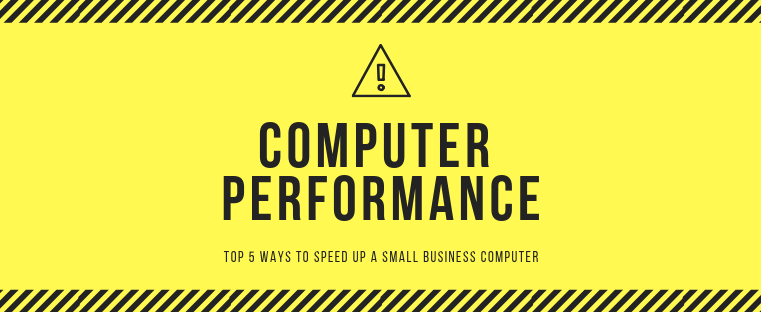 Top 5 Ways to Speedup Desktop Computers