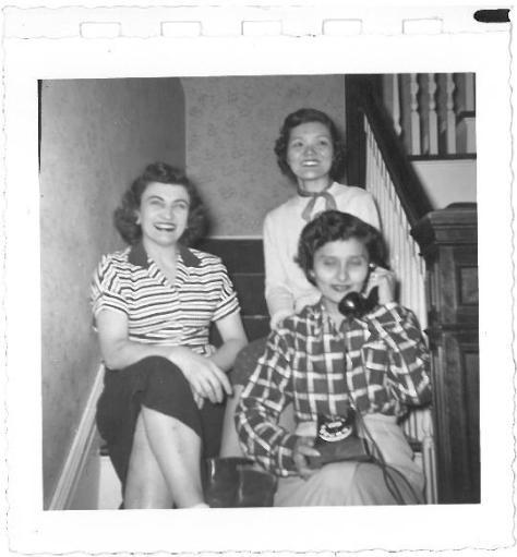 The 2011 Imaginary Family Project Week 5 - Eileen Steiner, Maureen Mueller, & Josephine Mueller