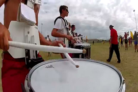 Drum Corps Living