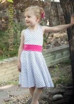 Halter Swing Dress