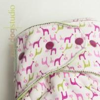 Pink Giraffes