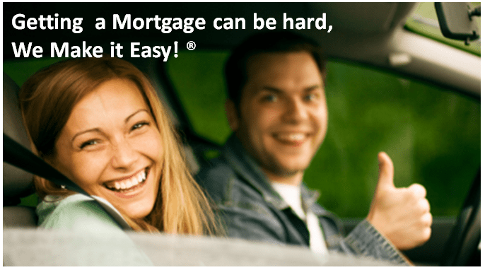 Getting a mortgage can be hard, we make it easy