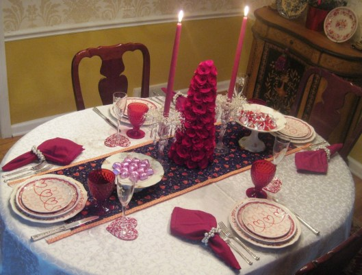 tablescape full view