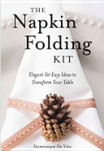napkin folding kit pic