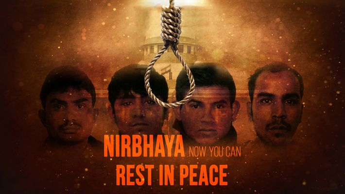 SC dismisses final plea of nirbhaya convicts just before execution
