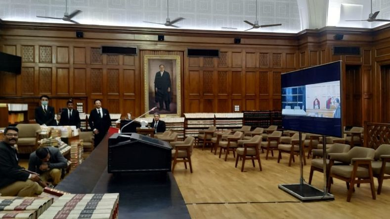 Patiala House Court Issues Directions for Hearings via Video Conferencing