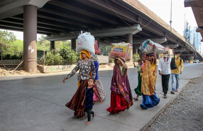 Issuance of SOP for movement of Stranded Labour