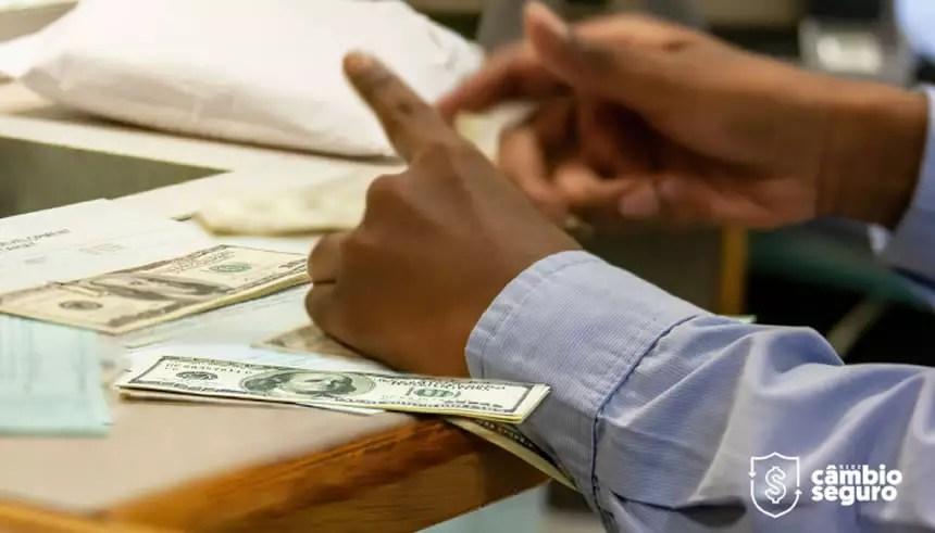 Câmbio Dólar Rede Câmbio Seguro